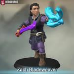 Zach Bladeweaver