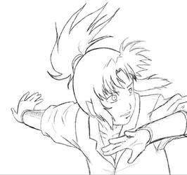 Kagekyo - dynamic move by mineko-girl90