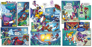 Sonic Universe Worlds Collide NiGHTS by sonicxjones
