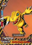 Starting Dragon: Agumon BF Card