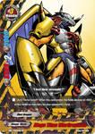 Mega Titan: WarGreymon BF Card