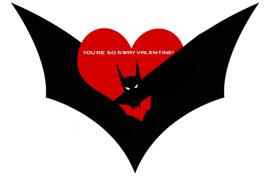 Sway Batman Valentine WingVersion by sonicxjones