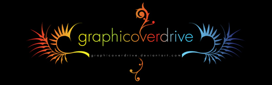 Logo Black by graphicoverdrive