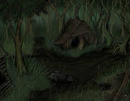 swamp by Mirleanda