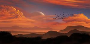 Earth - Long Ago