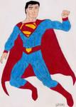 Earth 2 Superman 2012 by beavers2010