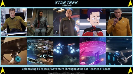 55 Years of Star Trek v2