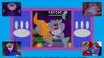 Fat Cat by beavers2010