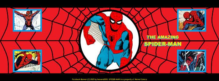 Spider-Man Facebook Banner