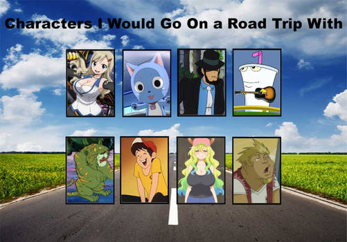 beavers2010's Road Trip Meme