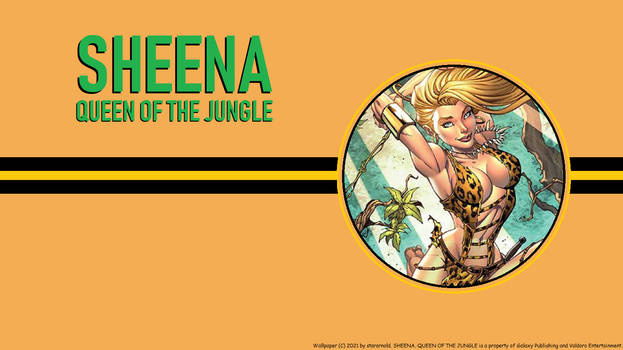 Sheena The Jungle Queen