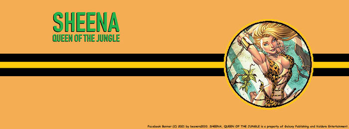 Sheena Facebook Banner