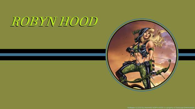 Sexy Archer Robyn Hood