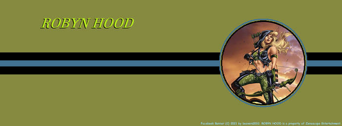 Robyn Hood Facebook Banner