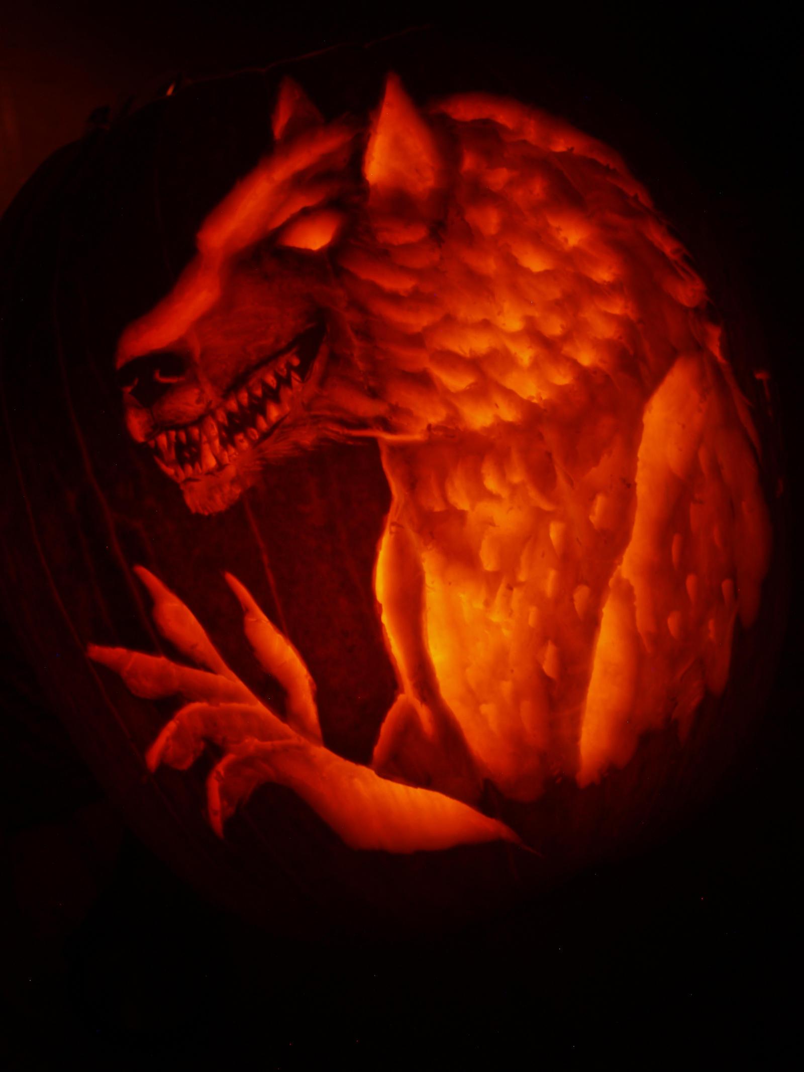 Werewolf by Marinatedhippo