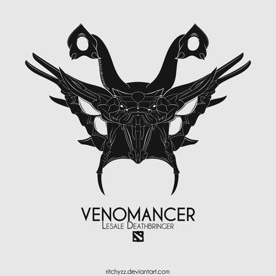 28+ Venomancer Dota 2 PNG