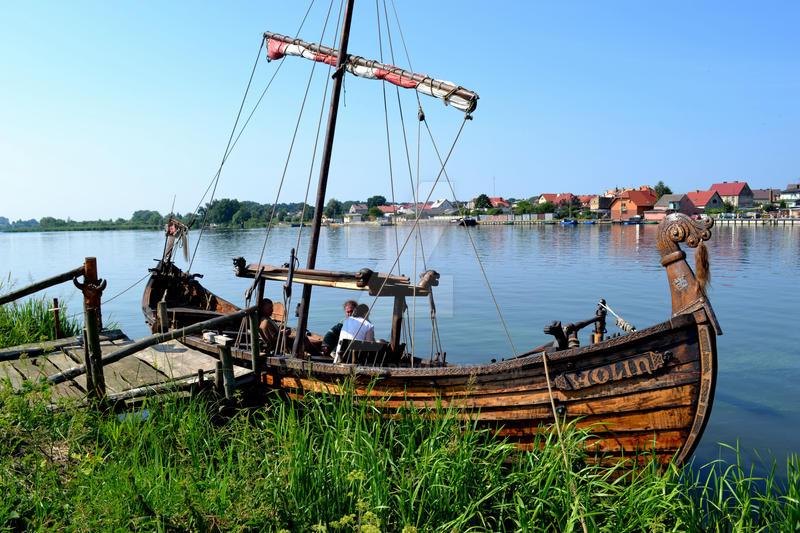 My sailing dreams by Kementarii
