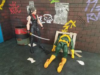 Hydra Bob Has A Bad Day by WemblyFraggle
