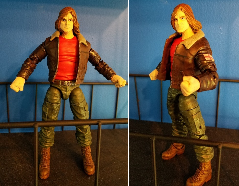 Custom Action Figure - St George by WemblyFraggle