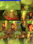Quest for Camelot manga