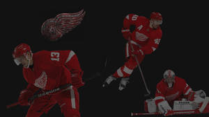 Detroit Red Wings wallpaper by mello2198