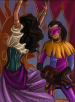 Dance La Esmeralda Dance by Cinniuint