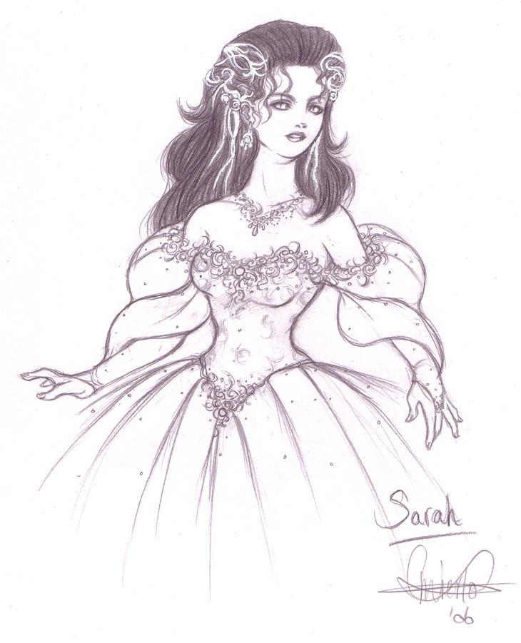 Sarah from Labyrinth by Cinniuint