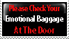 Baggage Stamp by PsychoMonkeyShogun