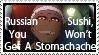 Simon Brezhnev Stamp by PsychoMonkeyShogun