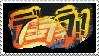 Durarara Stamp by PsychoMonkeyShogun