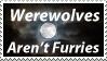 Werewolf Stamp by PsychoMonkeyShogun