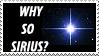 Sirius Stamp by PsychoMonkeyShogun