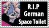 DBZ Abridged Toilet Stamp by PsychoMonkeyShogun