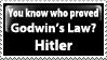 Godwin's Stamp by PsychoMonkeyShogun