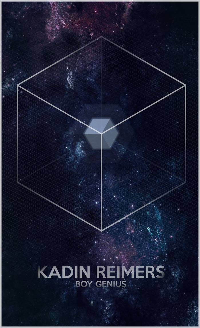 Portfolio Cover by HelloAxi