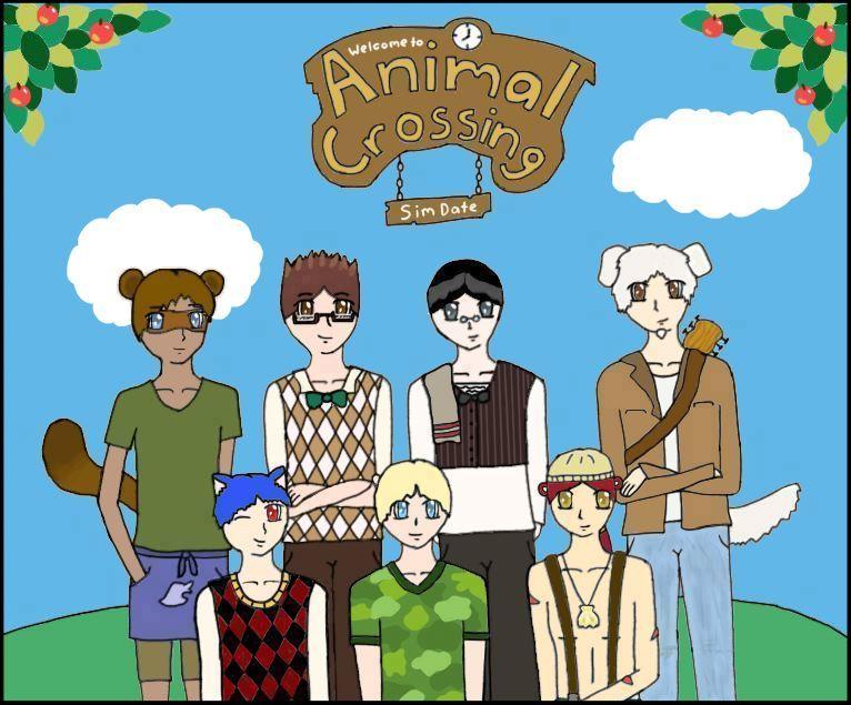 Animal crossing dating sim aking hiling mapasakin dating matamis na pagtingin lyrics