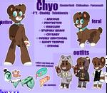 Chyo [MAIN FURSONA]
