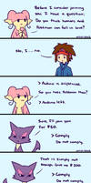 Pokemon Negotiations
