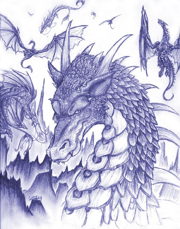 eragon drawings - photo #10