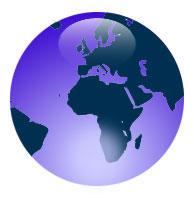 globe by fyrebyrd
