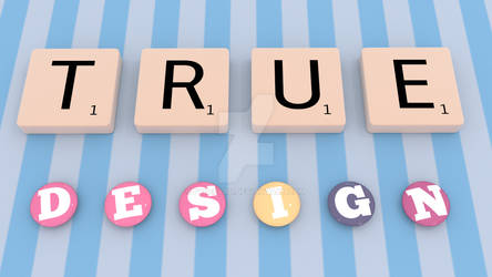 True Design Mockup