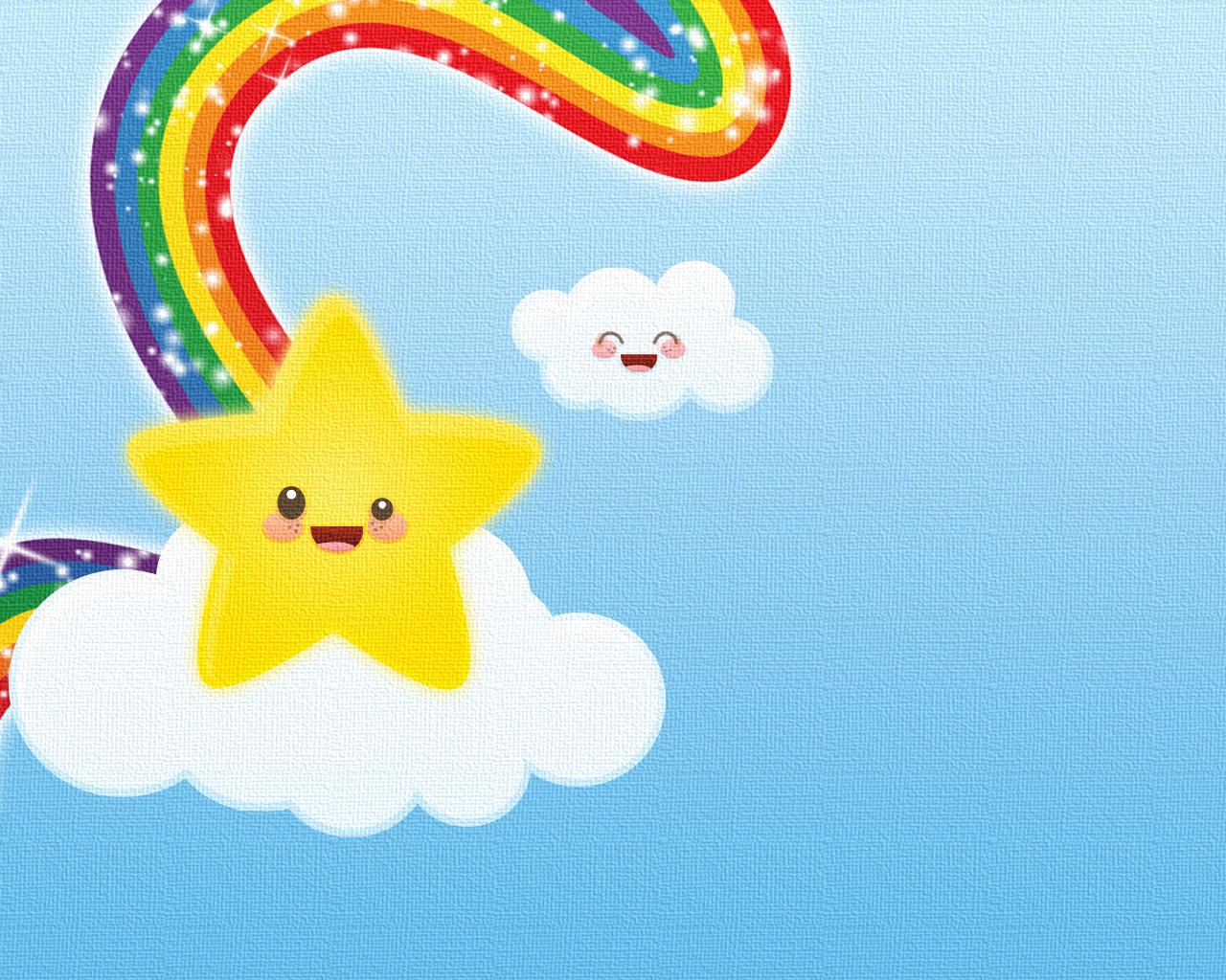 Star Ranking System! - Page 4 Starprints_RainbowStar_Desktop_by_starprints