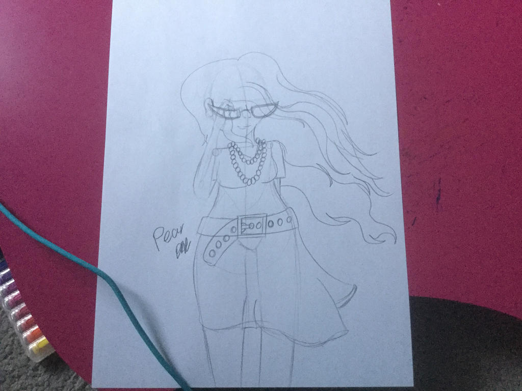 Sketch by Dark-Angel-Lana