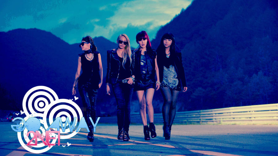 2ne1 GO AWaY Wallpaper By SuPerStarsDiiSney