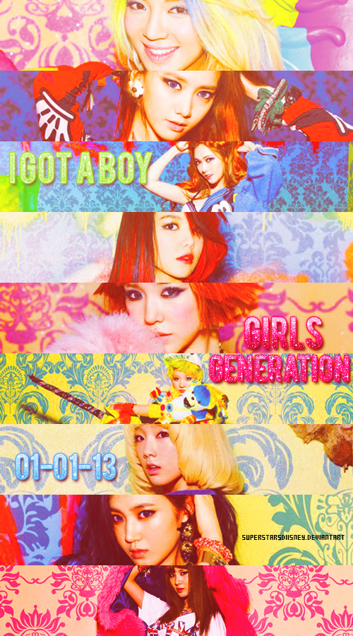 I GOT A BOY by SuPerStarsDiiSney