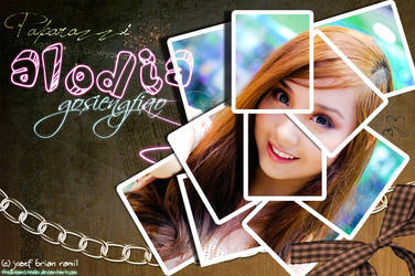 Alodia: The Wallpaper by thedreamstealer