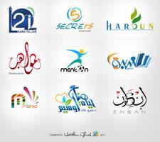 of my logos_ part 1 by HaithamGhorab