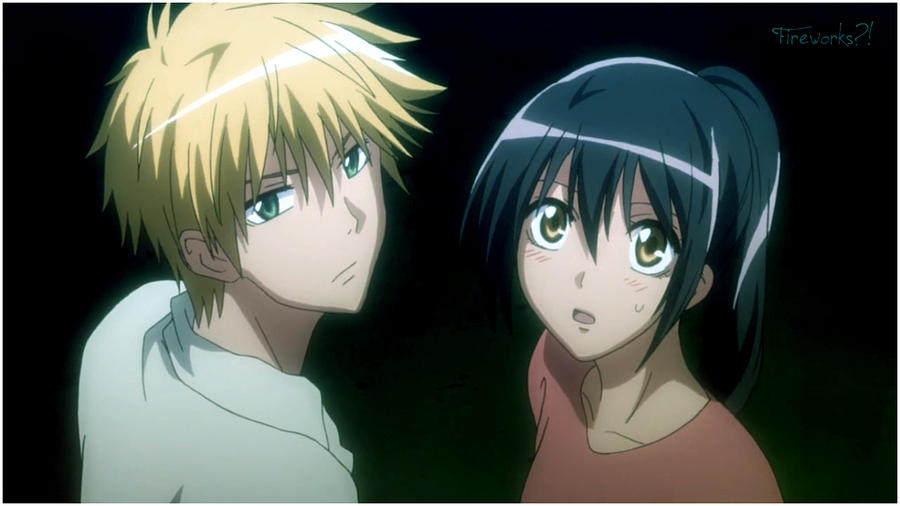 kaichou wa maid sama wallpaper