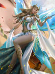 Legend of the Cryptids - Jewel Keeper Joanna