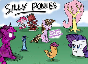 These Are Not Ponies
